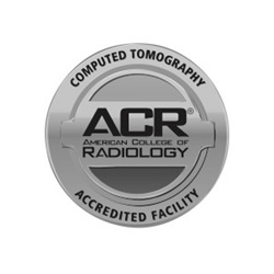American College of Radiology CT Accredited facility